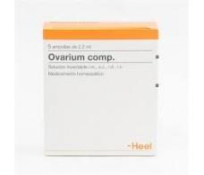 HEEL Ovarium Compositum 5 ampollas