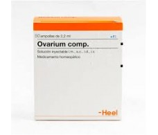HEEL Ovarium Compositum 2,2ml 50 ampollas