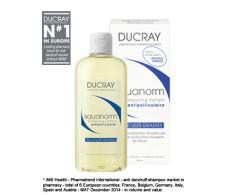 Ducray Squanorm dandruff shampoo, fat 200ml.