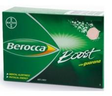 Berocca Boost 30 comprimidos efevercentes. Bayer