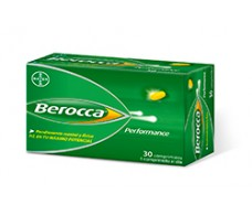 Berocca Performance 30 Comprimidos Recubiertos. Bayer