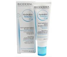 Hydrabio Perfecteur Bioderma SPF 30 40ml. sensitive and dehydrated skin