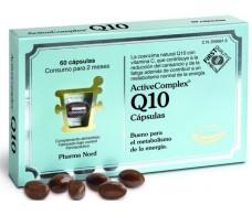 Activecomplex Q10 Quinona 30mg. 60 capsulas. Pharma Nord