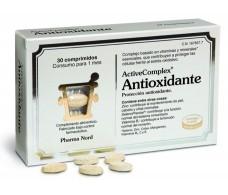 Activecomplex Antioxidante 60 comprimidos. Pharma Nord