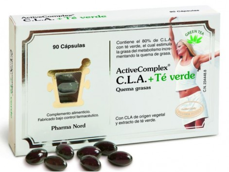 Activecomplex CLA 90 tablets. Pharma Nord