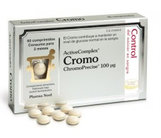 Activecomplex Chromium 60 tablets. Pharma Nord