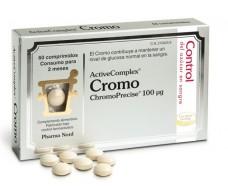 Activecomplex Cromo 60 comprimidos. Pharma Nord