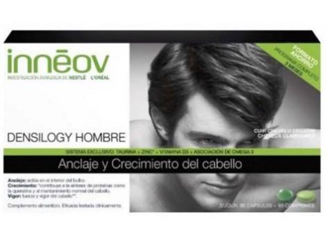 Inneov Densilogy Man pack 3 Months. (Before hair mass)