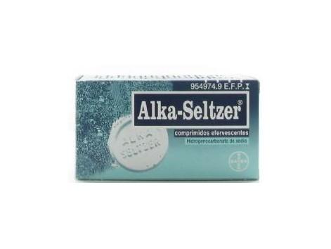 Alka-Seltzer (2.1g) 20 effervescent tablets