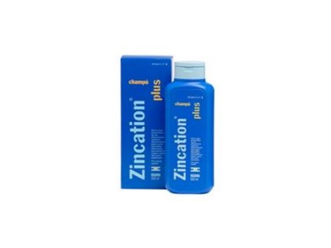 Zincation plus ISDIN Shampoo 500 ml