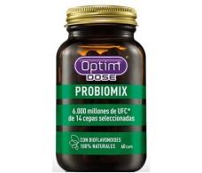 Optim Dose Probiomix 60 cápsulas