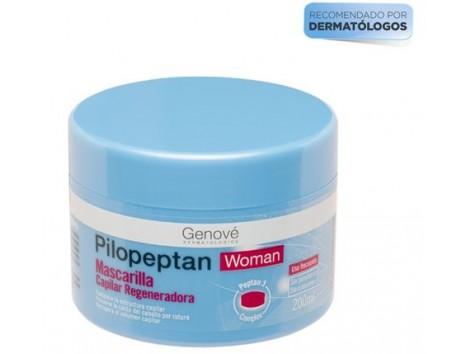 Genové Pilopeptan woman Woman Regenerating Hair Mask 200ml