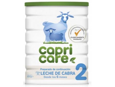 Capricare 2 800 gr. whole milk goat then