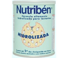 Hydrolyzed Nutriben 2 400gr.