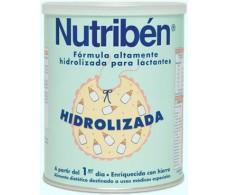 Nutriben Hidrolizada 2 400gr.