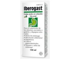 Iberogast gotas orales 100 ml.