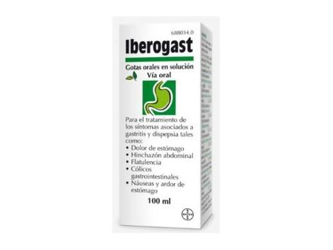 Iberogast 100 ml oral drops.
