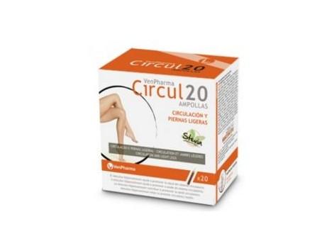Vendrell Circul20 - 20 blisters