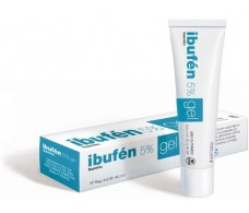 Ibufén 50mg/g gel 50 gr.