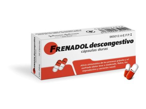 decongestant Frenadol 16 hard capsules