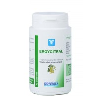 Nutergya Ergycitral 70 capsules. Dietary supplement