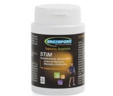 Nutergia Ergysport Stim 60 capsules. Nutergia