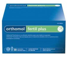 Orthomol Fertil Plus 30 servings daily