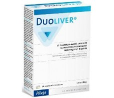 Duoliver 24 tablets Pileje