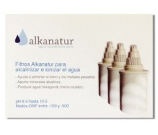 Alkaline Pitcher Filter Replacement alkalizing Care Pack 3 units