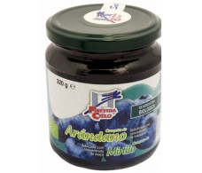 Bio blueberry jam without sugar 320 gr La Finestra