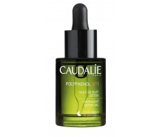 Caudalie Polyphenol detoxficante night C15 30 ml oil.