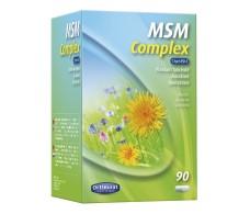 Orthonat MSM Complex 90 capsulas. Orthonat