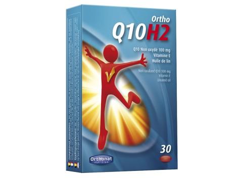 Orthonat Ortho Q10 H2 Ubiquinol 30 pearls.