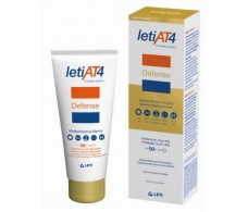 Leti AT4 Defense SPF50+ Piel Atópica 100ml.