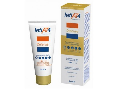 Leti AT4 Atopic Skin Defense SPF50 + 100ml.