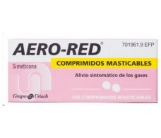 Aero-red 40 mg 100 comprimidos masticables