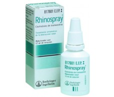 Rhinospray 1.18 mg / ml 12ml. nasal spray