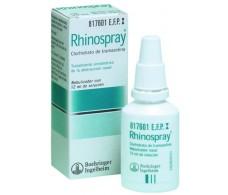 Rhinospray 1,18 mg/ml 12ml. solución para pulverización nasal