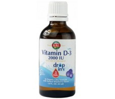 KAL Vitamina D3 53ml.
