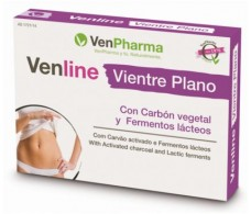Venpharma Venline Flat Belly 30 capsules Gases and poor digestion