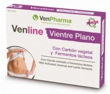 Venpharma Venline Vientre Plano 30 cápsulas Gases y mala digestión