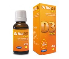 Ortho Orthonat D3 drops 1000 450