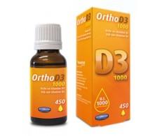 Orthonat Ortho D3 1000 450 gotas