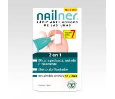 Nailner Stick 2 en 1 Nail repair 7 days