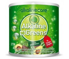 Alkaline Care Alkaline 16 Greens 220gr.