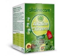 Alkaline Care Alkaline 16 Greens 20 sobres