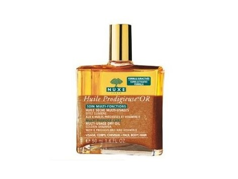 Nuxe Huile prodigieuse Or. Golden dry oil 50 ml