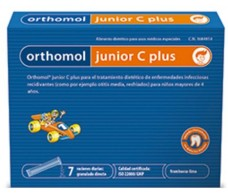 Orthomol Junior C Plus 7 envelopes granulated