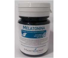 Healthy MartiDerm 30 capsules Melatonin