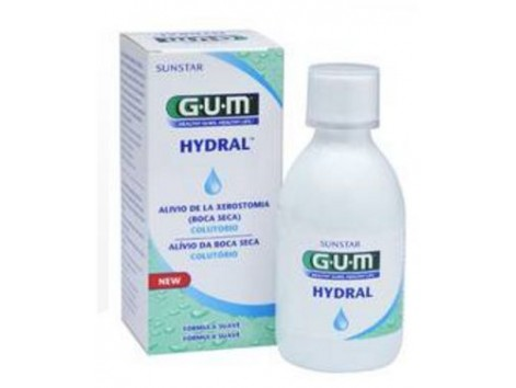 Hydral Gum Mouthwash 300ml.